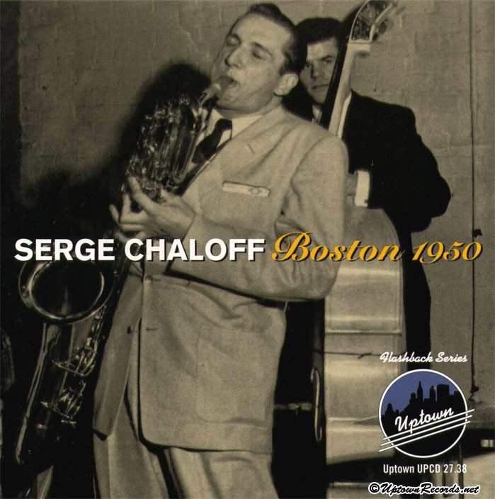 Serge Chaloff - Boston 1950_best jazz albums_flashback series